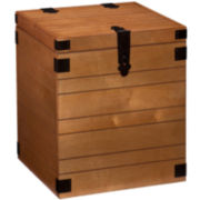 Jamestown Trunk End Table
