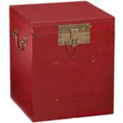 Middletown Trunk End Table