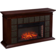 DePaul Electric Fireplace
