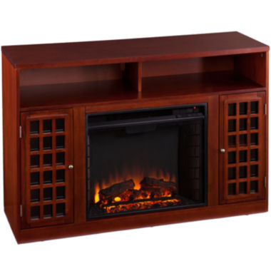 jcpenney.com | Ashburn Entertainment Center with Fireplace
