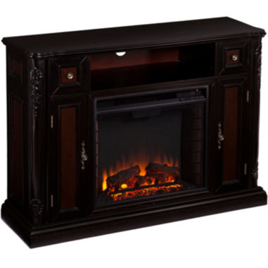 jcpenney.com | Dunning Entertainment Center with Fireplace