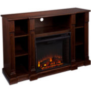 Pullman Entertainment Center with Fireplace