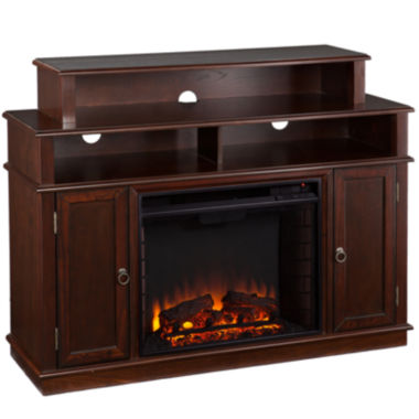 jcpenney.com | Avondale Entertainment Center with Fireplace