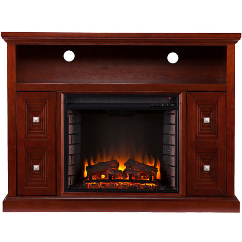 Palmer Entertainment Center with Fireplace