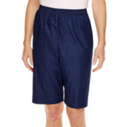 Alfred Dunner® Denim Short