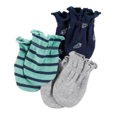 jcpenney.com | Carter's Boys Baby Mittens-Baby