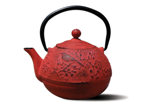 jcpenney.com | Old Dutch 24 Oz Red Cast Iron Suzume Teapot