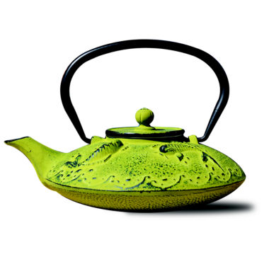 jcpenney.com | Old Dutch 25 Oz Moss Green Cast Iron Ogon Koi Teapot