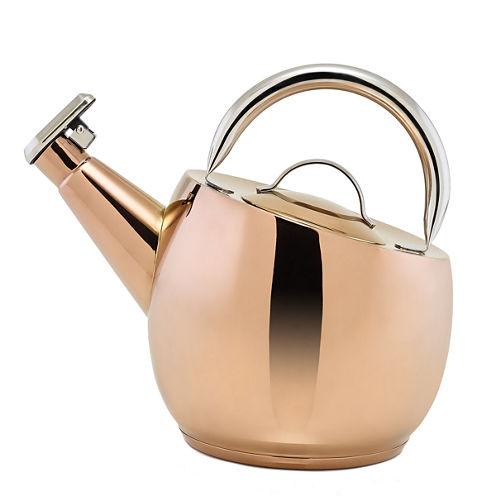 Old Dutch DuraCopper Ganymeade Tea Kettle 2.75 Qt