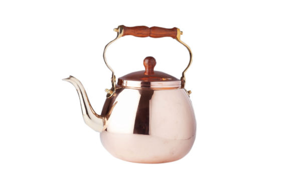 jcpenney.com | Old Dutch Solid Copper Tea Kettle with Wood Handle4 Qt