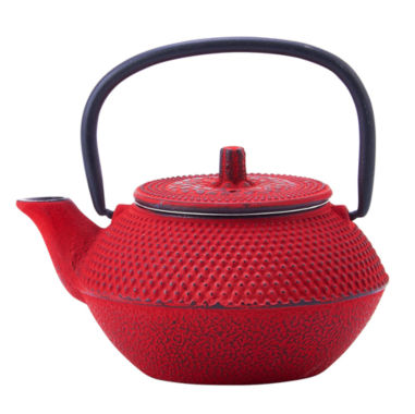 jcpenney.com | Old Dutch 11 Oz Red Cast Iron Tokyo Teapot