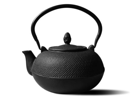 jcpenney.com | Old Dutch Matte Black Cast Iron Hakone Teapot and Wood Stove Humidifier 3 Qt