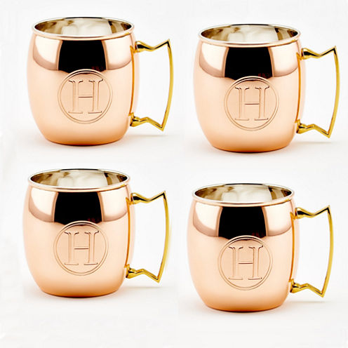 Old Dutch 4pc. Moscow Mule Mug