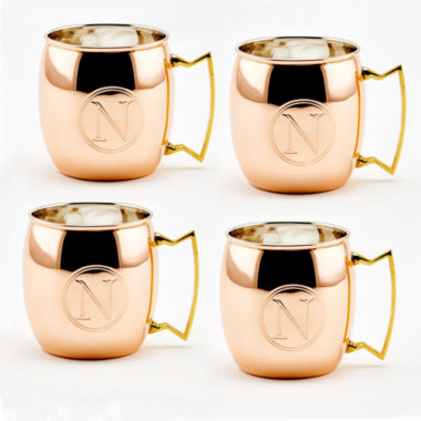 jcpenney.com | Old Dutch Old Dutch International 4-pc. Moscow Mule Mug