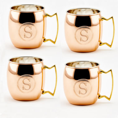 jcpenney.com | Old Dutch 4pc. Moscow Mule Mug