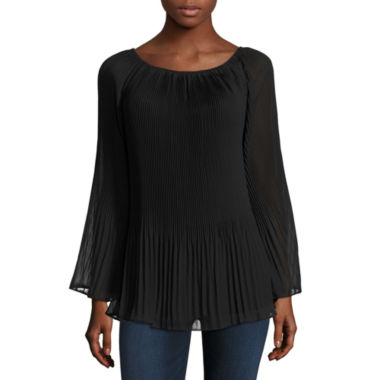 jcpenney.com | Alyx Pleated Top