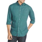 Van Heusen® Long-Sleeve Plaid Shirt