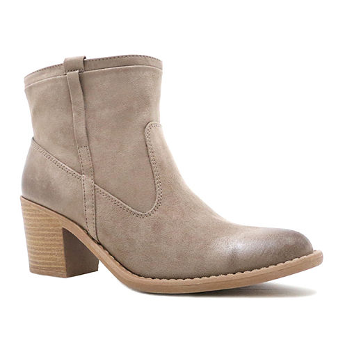 Qupid Tobin Ankle Boots