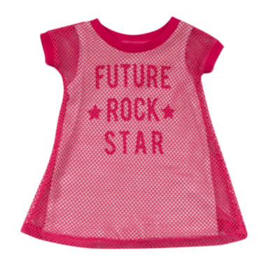 jcpenney.com | Amy Coe Future Rock Star Dress - Baby Girls 3m-24m