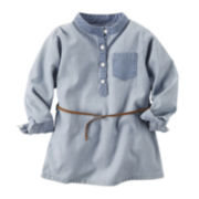 Carter's® Chambray Tunic - Preschool Girls 4-6x