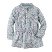 Carter's® Floral Tunic - Preschool Girl 4-6x