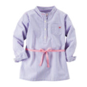 Carter's® Striped Tunic - Preschool Girls 4-6x