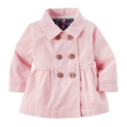 Carter's® Canvas Jacket - Baby Girls newborn-24m