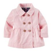 Carter's® Canvas Jacket - Baby Girls newborn-24m