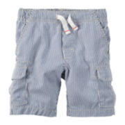 Carter's® Pull-On Poplin Shorts - Preschool Boys 4-7