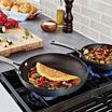 "Calphalon® Classic Hard-Anodized Nonstick 8"" & 10"" Omelette Combo Pack"