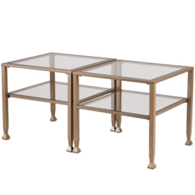 jcpenney.com | Ithaca Glass Cocktail Table