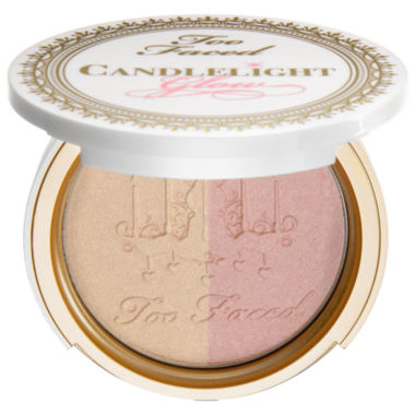 jcpenney.com | Too Faced Candlelight Glow Highlighting Powder Duo