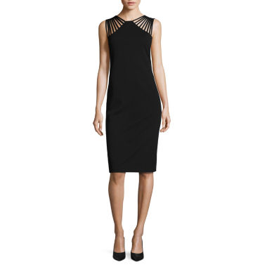 jcpenney.com | Ronni Nicole Strap Shoulder Sheath Dress