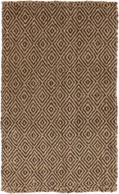 "jcpenney.com | Surya Delsin 60"" X 96"" Brown Rectangle Rugs"