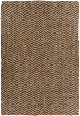 "jcpenney.com | Surya Delsin 96"" X 132"" Brown Rectangle Rugs"