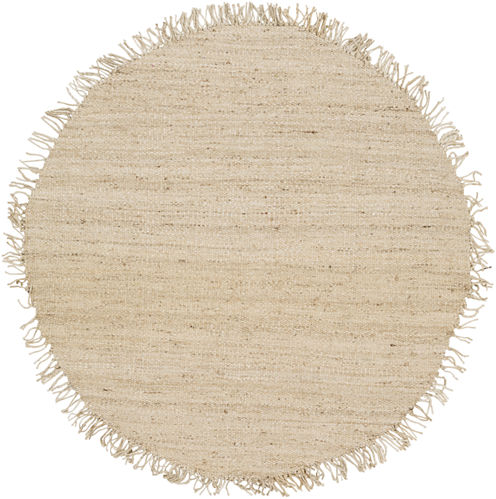Decor 140 Chikaro Jute Round Rugs