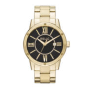 Relic® Payton Mens Gold-Tone Stainless Steel Watch