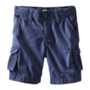 OshKosh B'gosh® Woven Cargo Shorts - Boys 2t-4t