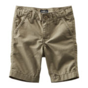 OshKosh B'gosh® Solid Woven Shorts - Boys 2t-4t