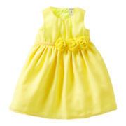 Carter's® Chiffon Rosette Dress - Girls newborn-24m