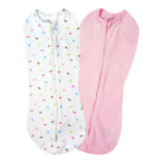 Summer Infant® 2-pk. SwaddlePod® - Baby Bows