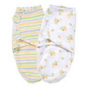 Summer Infant® 2-pk. SwaddleMe® - Bumble Bees