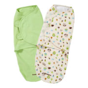 Summer Infant® 2-pk. SwaddleMe® - Woodland Friends