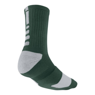 jcpenney.com | Nike® Basketball Elite Crew Socks–Big & Tall
