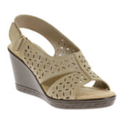 Soft Style® by Hush Puppies Wenona Wedge Sandals