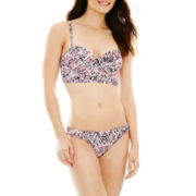 Ninety Six Degrees Sequin Midkini Swim Top or Hipster Bottoms
