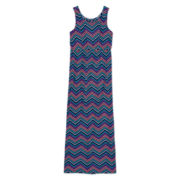 Arizona Sleeveless Maxi Dress - Girls 7-16