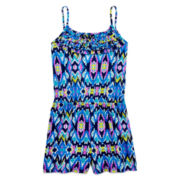 Arizona Sleeveless Romper - Girls 7-16
