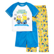 Despicable Me Minion 3-pc. Pajama Set – Boys 4-12