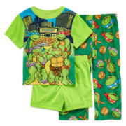 Teenage Mutant Ninja Turtles 3-pc. Pajama Set – Boys 2t-4t